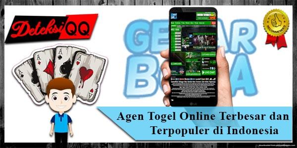 Agen Togel Online Terbesar dan Terpopuler di Indonesia