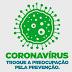 Em Alagoinhas, policiais do Quarto Batalhão auxiliam no cumprimento das medidas de combate ao novo coronavírus.