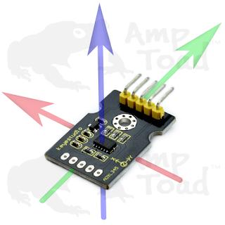 Sensor Akselerometer