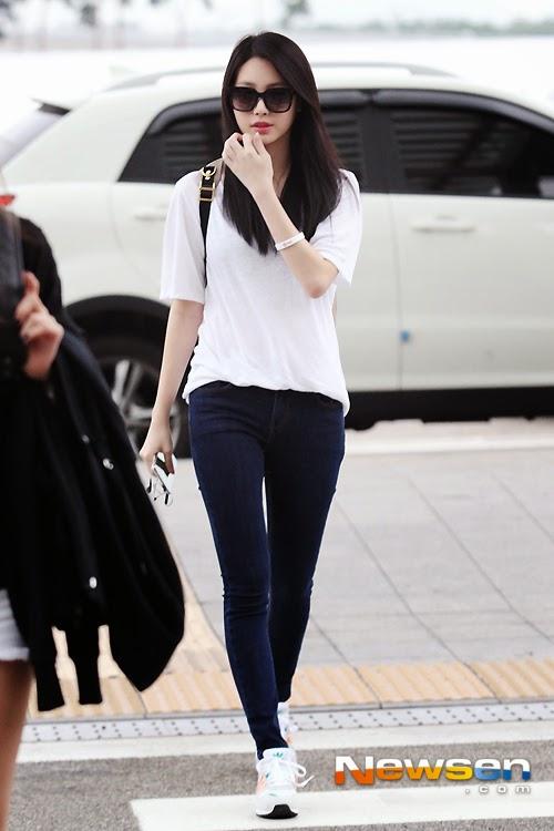Girl 39 S Day Yura Airport Fashion Official Korean Fashion