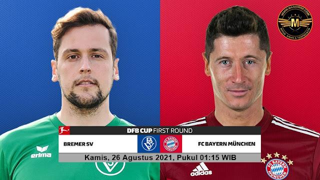 Prediksi Bremer SV Vs Bayern Munchen