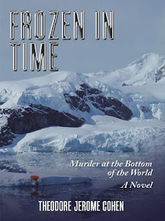 Frozen in Time: Murder at the Bottom of the World Book Review