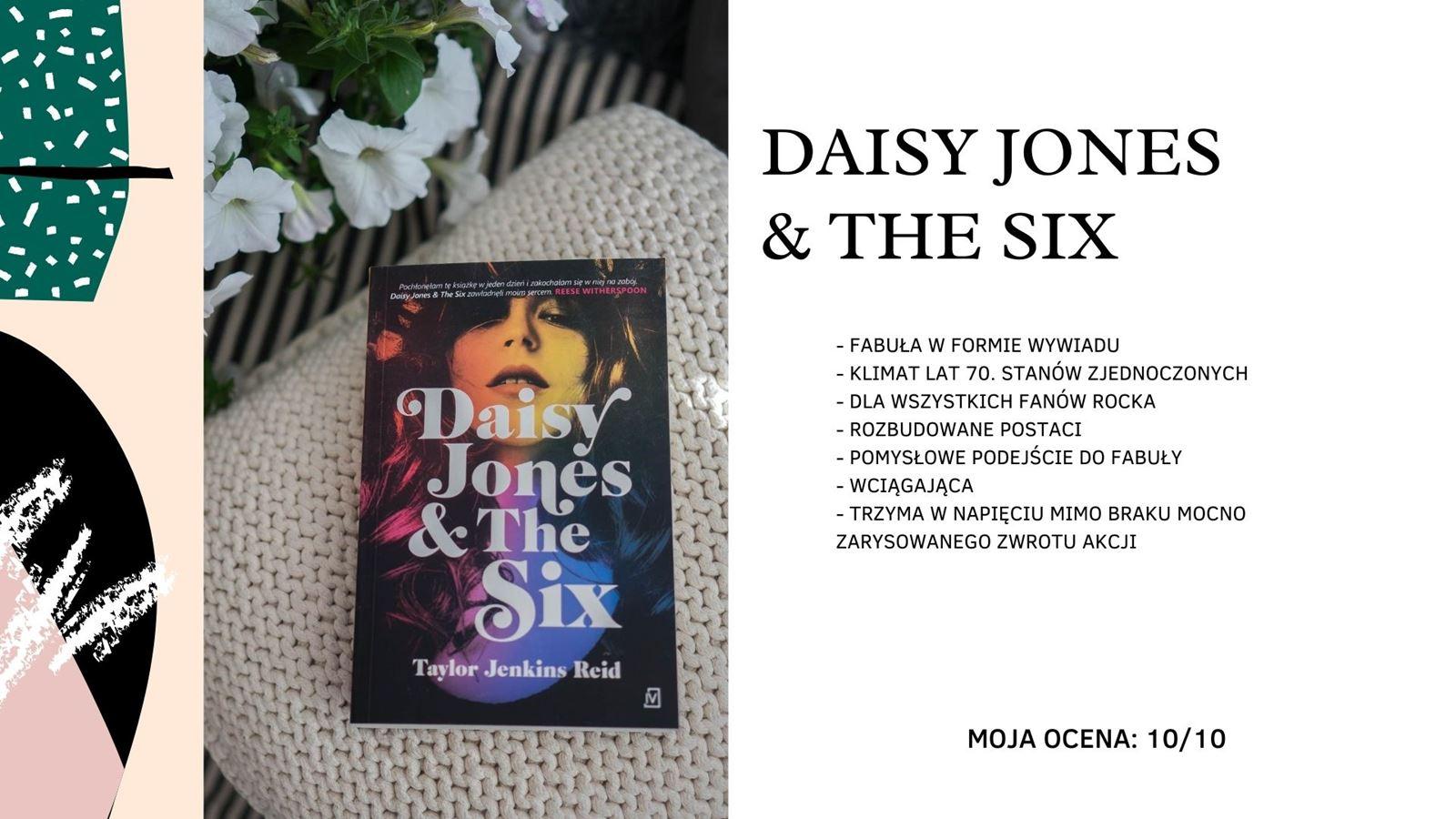 daisy jones & the six jeszcze raz bez ciebie zawsze będziemy razem wyszczekana miłośc widoki w tę samą stronę czwarta strona ksiązki nowości recenzje opinie blog ksiązkowy