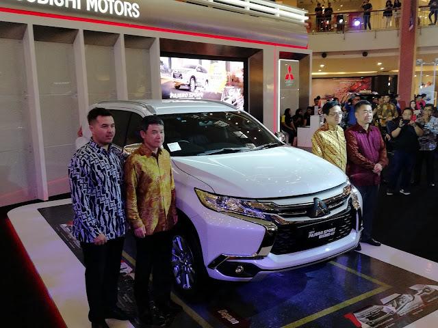 Harga Mitsubishi GLX Exceed Lokal