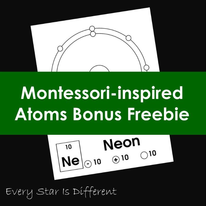 Atoms Freebie