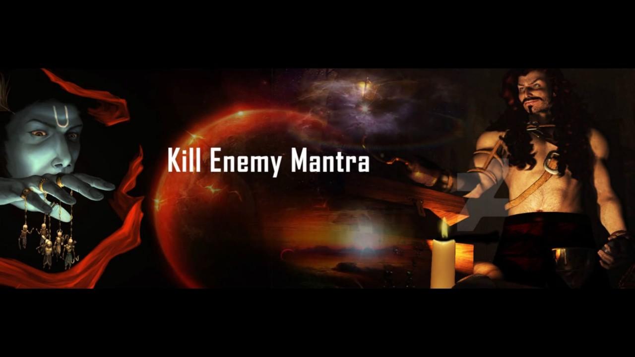 Muthkarni, Ucchatan, Maran Mantra, Revenge Mantra To Kill Enemy