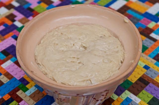 Kougelhopf - dessert - miel - honey -food -dessert - cuisine - cooking - brioche - pâtisserie - alsace - gâteau