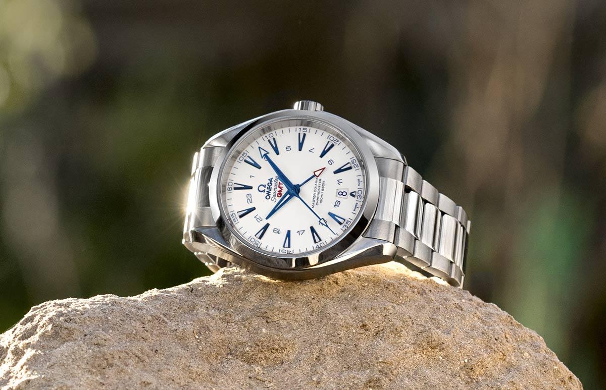 Omega Seamaster Aqua Terra Goodplanet Time And