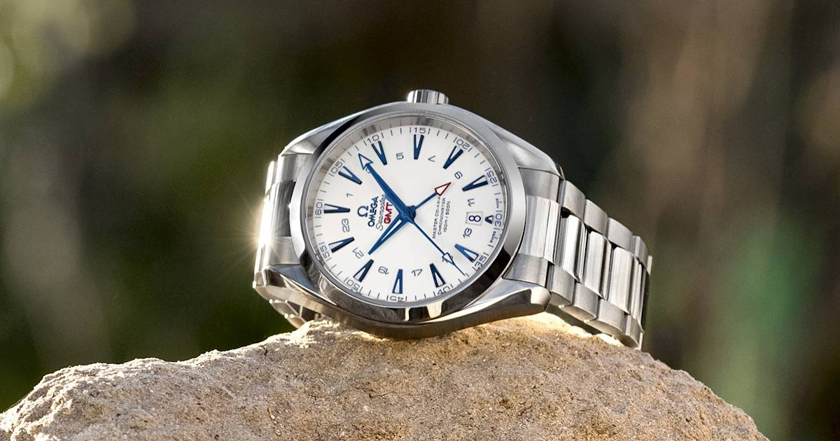 """Second Hand Watches >> Omega - Seamaster Aqua Terra """"GoodPlanet"""" 