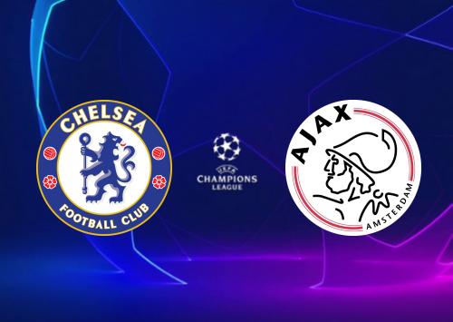 Chelsea vs Ajax -Highlights 5 November 2019