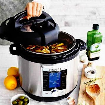 Instant pot duo ultra 10 in one