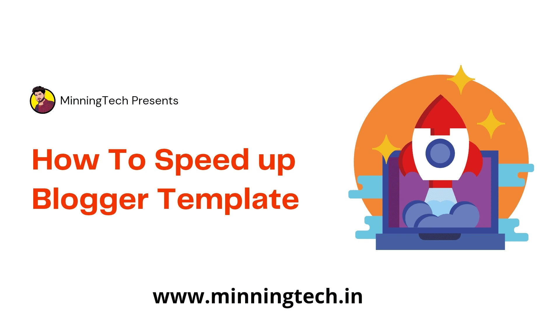 How to speed up Blogger Template