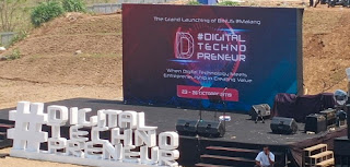 DigitalTechnopreneur Festival Bersama Binus @Malang