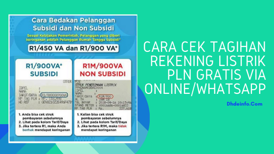 Cara-Cek-Tagihan-Rekening-Listrik-PLN-Gratis-Via-Online-Whatsapp