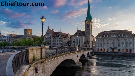 Zurich, the Best places to visit Switzerland: