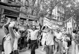 gays en la universidad autonoma de madrid