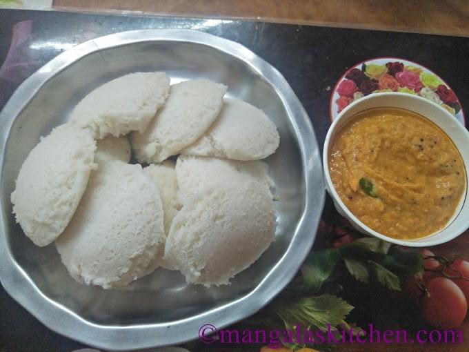 Chennai Hotel Style Idli Recipe | Idli using idli Rava | Soft Idli Recipe