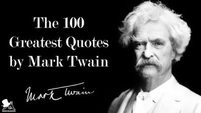 Samuel Langhorne Clemens... aka Mark Twain