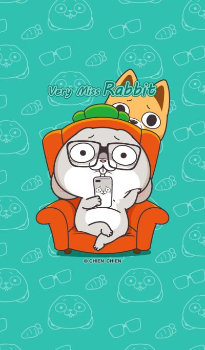 very miss rabbit