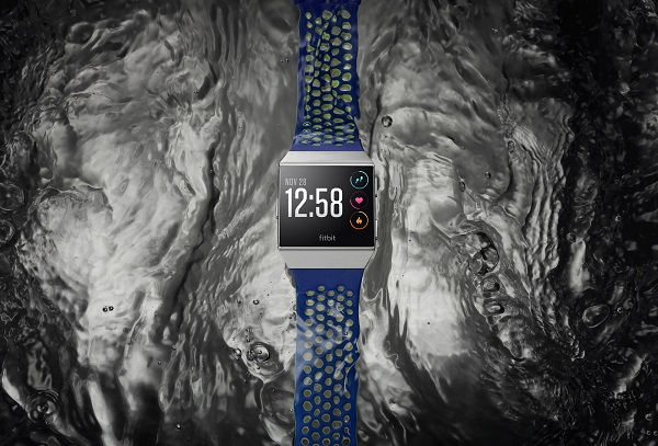 Fitbit launches its first smartwatch Ionic with Fitbit OS and Fitbit Pay