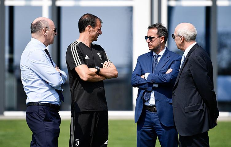 Zvanično: Fabio Paratici napušta Juventus na kraju sezone
