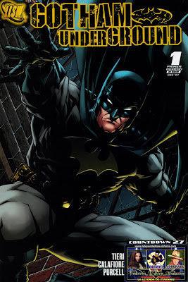 Batman – Gotham Underground