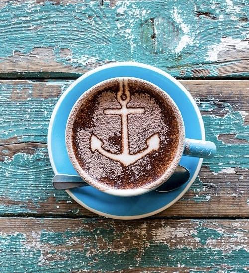 Cup of Coffee Health Skin