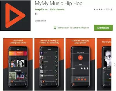 5 Aplikasi Musik Hip Hop Terbaik Android-1