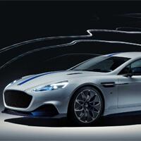Elektrikli Aston Martin Rapide E
