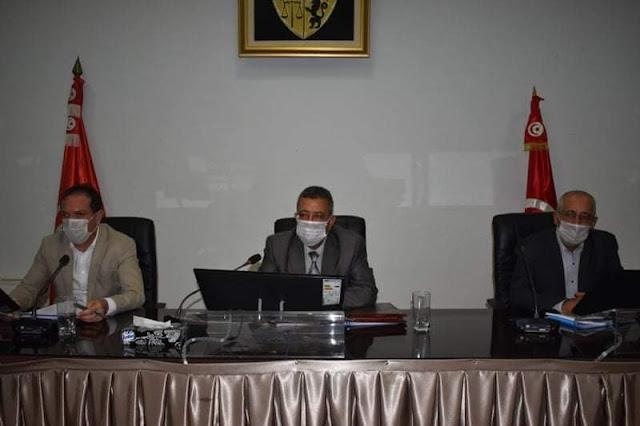 وزير التجهيز يعلن عن جملة من القرارات لفائدة ولاية المهدية