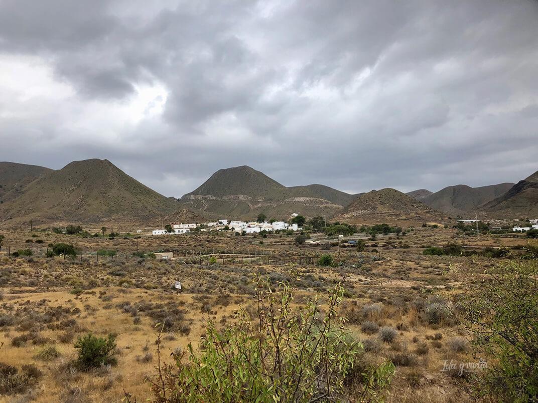 Paisaje del Cabo de Gata