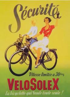 Le VéloSolex, passion locale - Cheverny et Cour-Cheverny