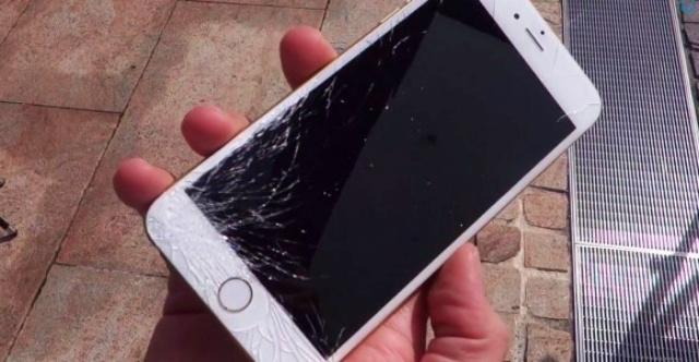 4 Solusi Jitu Jika Layar Smartphone Retak/pecah