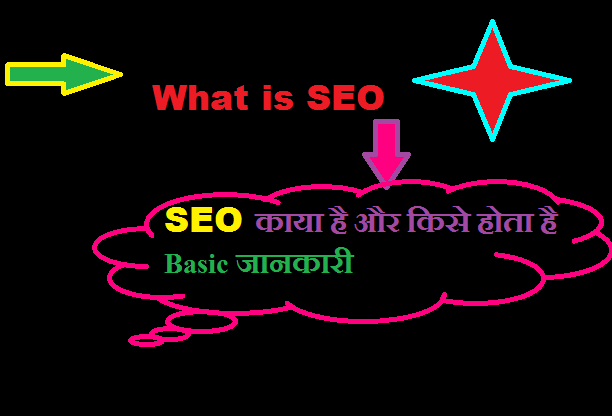 Whats is SEO ? SEO काया है और किसे होता है Basic जानकारी