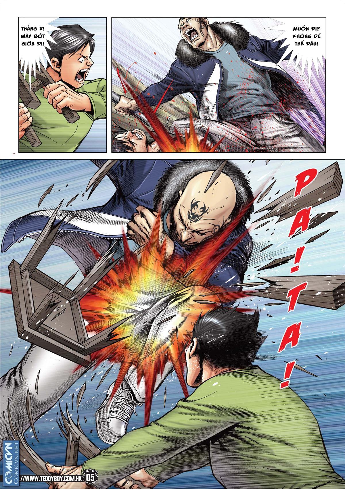 Người Trong Giang Hồ chap 2110 - Trang 4