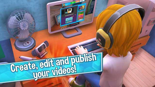 Youtubers Life Gaming v1.0.9 Apk+Data Full Version