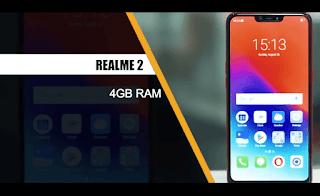 Realme 2 mobile price in India