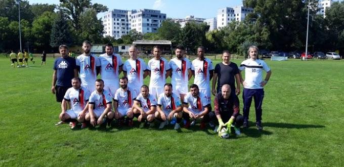 Viyana'da Bir Türk Takımı: Yozgatspor Wien