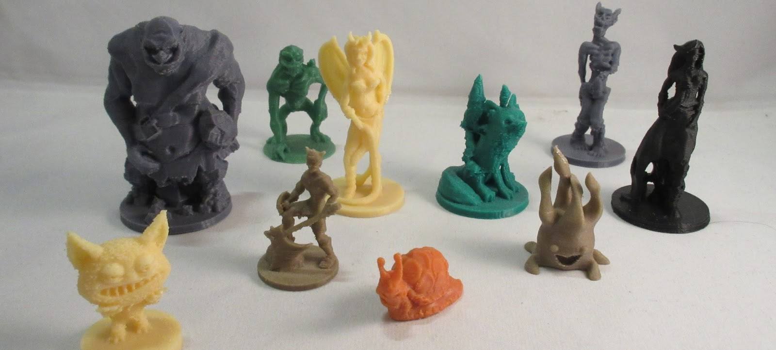 Joseph Larson is creating 3D Printing Models and YouTube