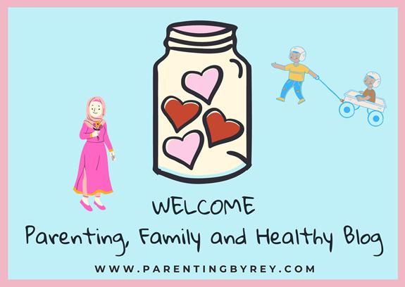 blog parenting mami Rey