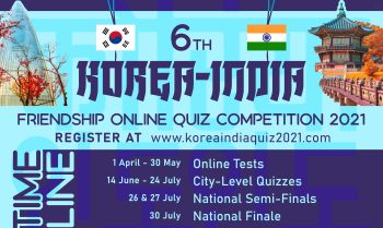 6th Korea-India Friendship Quiz Competition
