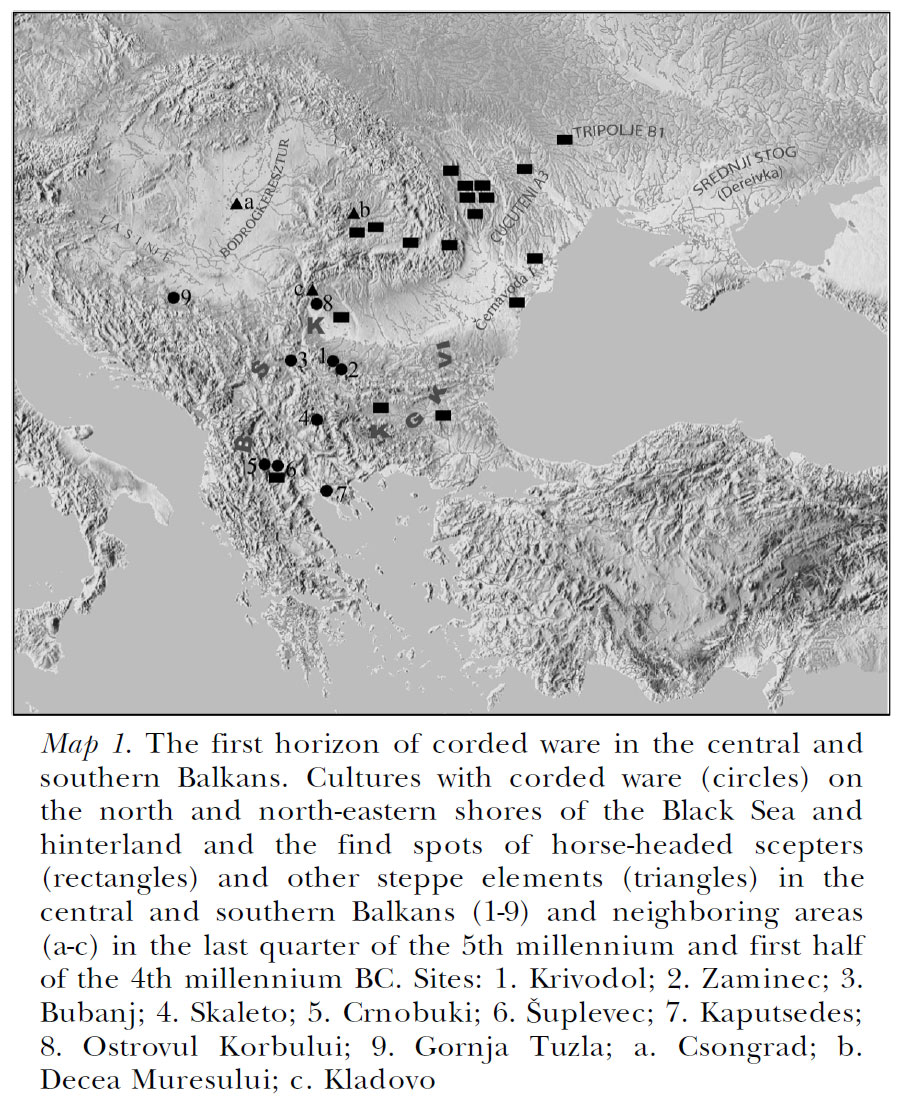the region around 4 000 bc sourced from bulatovic 2014 here in any case i m really looking forward to getting my hands on i6423 hopefully soon