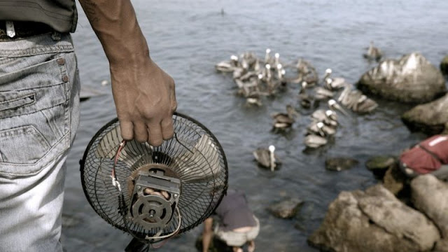 Cambiando sardina por leche en polvo, conozca la realidad del trueque en Venezuela
