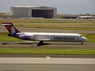 Hawaiian Airlines 717 N490HA