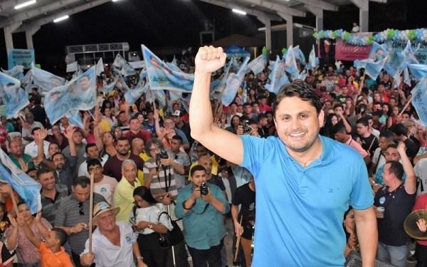 Região do Médio Mearim apoia a reeleição do Deputado Juscelino Filho!!!