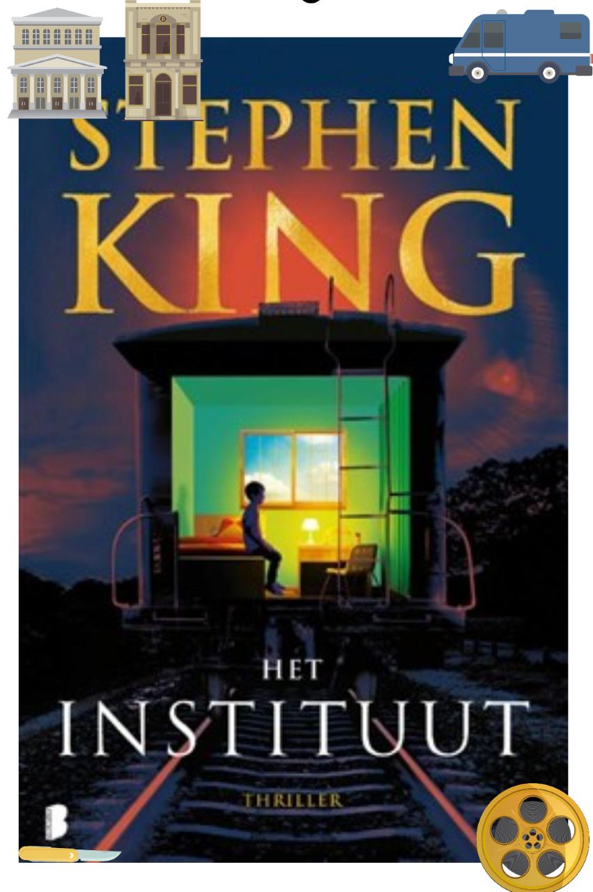 Thrillerlezersblog Het Instituut Van Stephen King