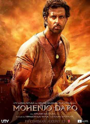 Mohenjo Daro 2016 Hindi 480p 500MB HDRip MKV