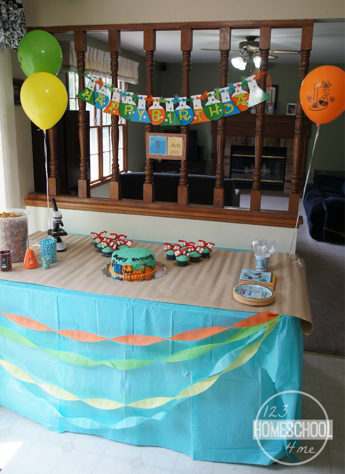 Science Party For Kids
