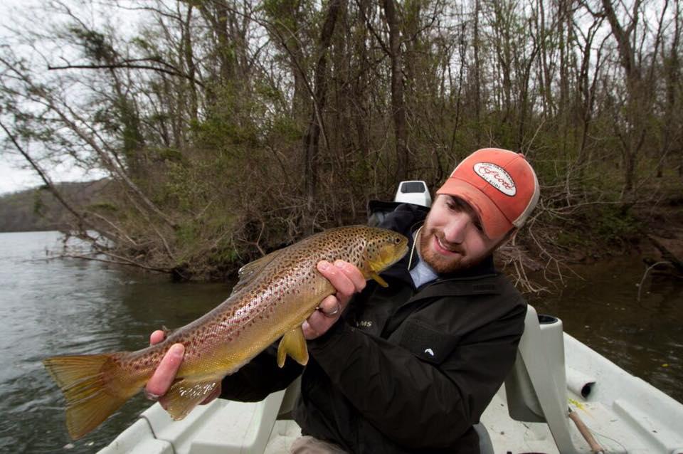 White river arkansas delamere hopkins for Trout fishing in arkansas