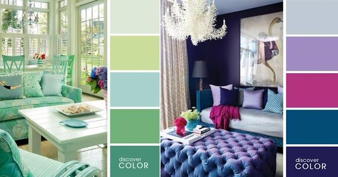 Dapatkan Kombinasi Warna Menarik Untuk Rumah Anda Di Aidilfitri.Pastinya WOW!!